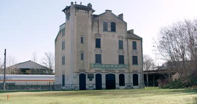 Bobigny's Former Station
