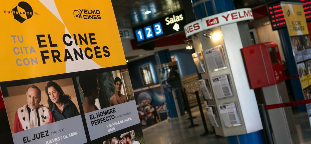 Bilan de la 3e édition de Tu Cita con el Cine Francés à Madrid