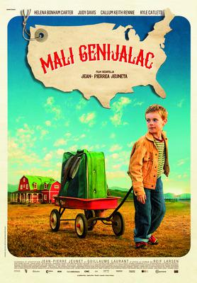 The Young and Prodigious T.S. Spivet - Poster - Croatia