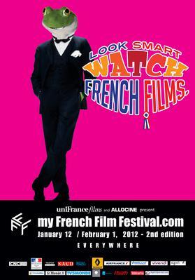 MyFrenchFilmFestival - 2012