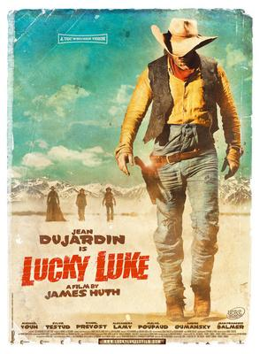 Lucky Luke - Poster - Foreign Sales