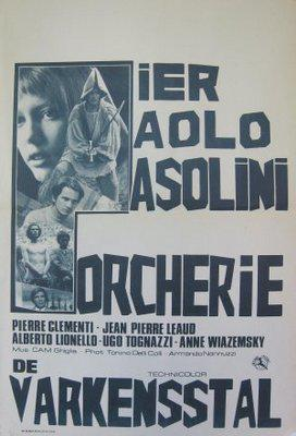 Porcherie - Poster Belgique