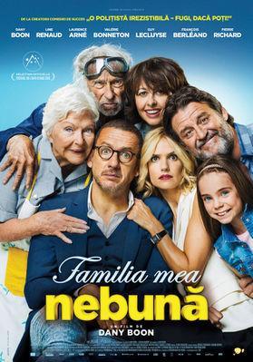 La Ch'tite Famille - Poster - Romania