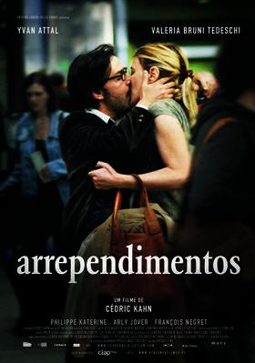 Les Regrets - Affiche Portugal