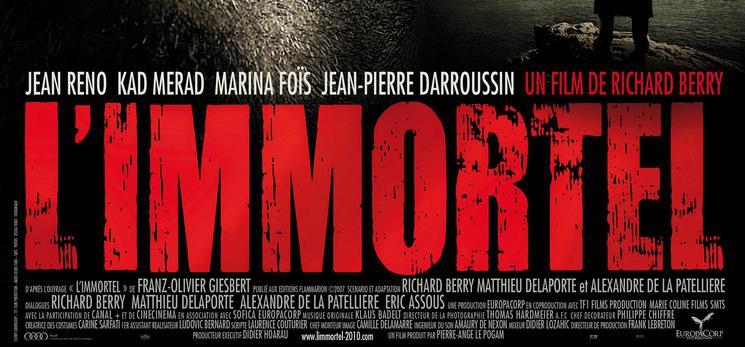Box Office del cine francés en Rusia en 2010