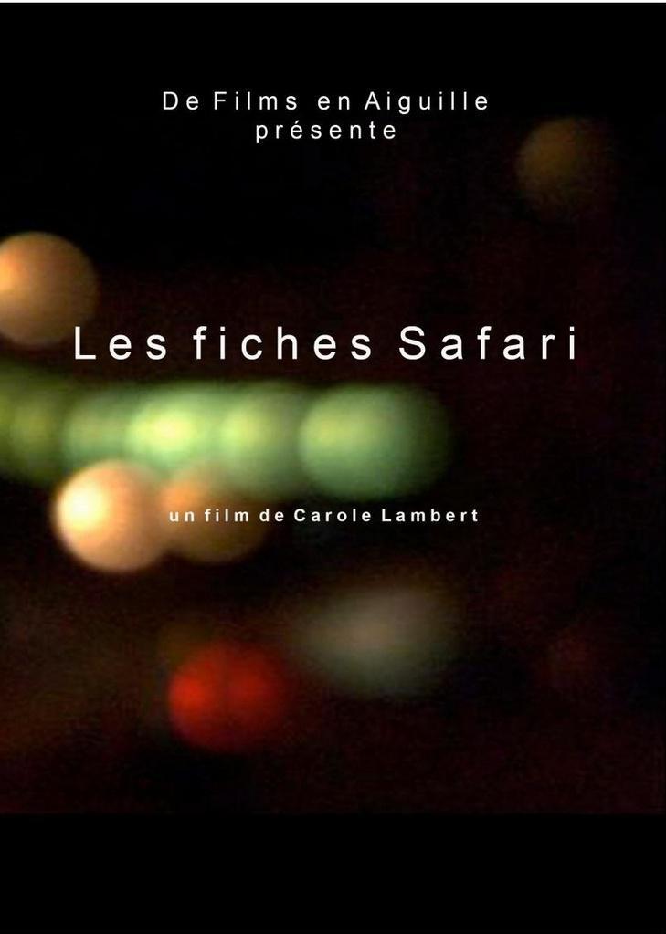 Les Fiches Safari