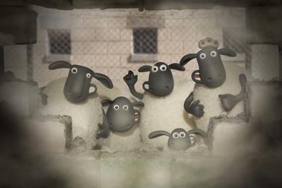 Shaun th Sheep