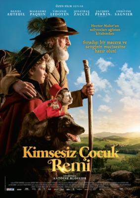 Rémi sans famille - Poster - Turkey