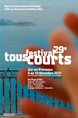 Festival Tous Courts d'Aix-en-Provence - 2011