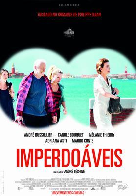 Impardonnables - Poster - Portugal