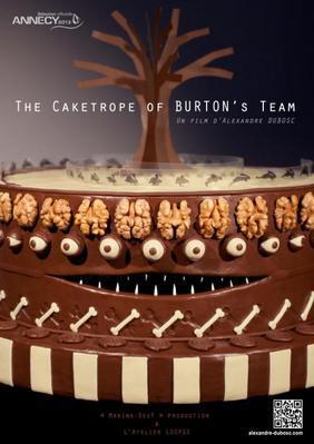 The Caketrope of BURTON's Team