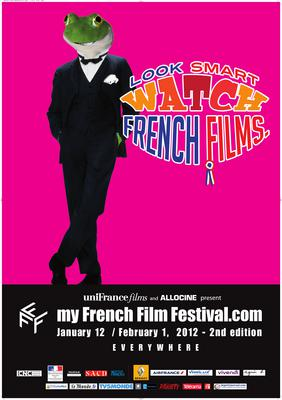 Official trailer : MyFrenchFilmFestival (2012) - Poster MyFrenchFilmFestival 2012 - EN