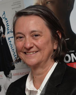 Marie Masmonteil