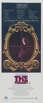 テナント/恐怖を借りた男 - Poster Australie