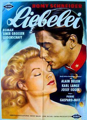 Amoríos - Poster Allemagne