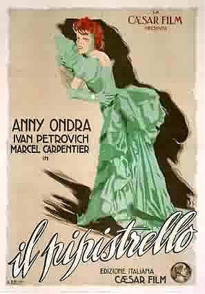 La Chauve-souris - © Poster Italie