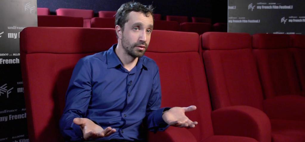 インタヴュー : Antonin Peretjatko & Vimala Pons
