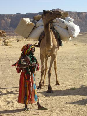Vents de sable, femmes de roc - © Christoph Gretzmacher