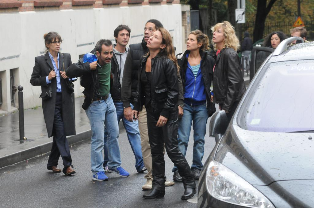 Casting de sandy en double - 2 part 6
