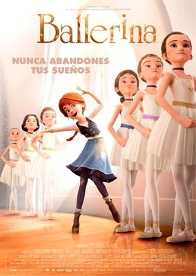 Ballerina - Poster - Spain