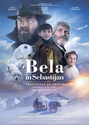 Belle et Sébastien 3, le dernier chapitre - Poster - Slovenia