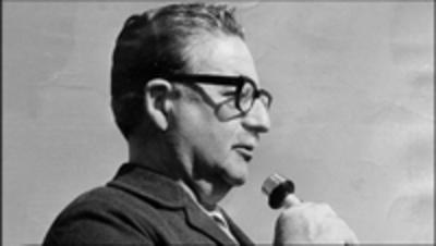 Salvador Allende / 仮題:サルバドール・アジェンデ