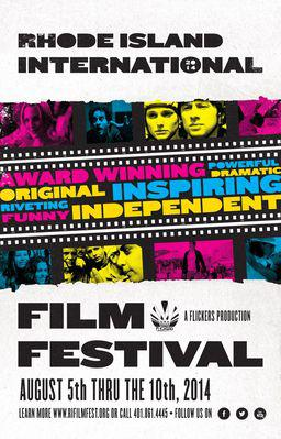 Rhode Island International Film Festival - 2014