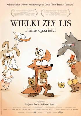 Le Grand Méchant Renard et autres contes - Poster - Poland
