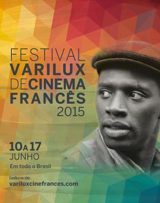 Festival Varilux de Cine Francés en Brasil - 2015