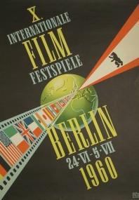 ベルリン国際映画祭 - 1960