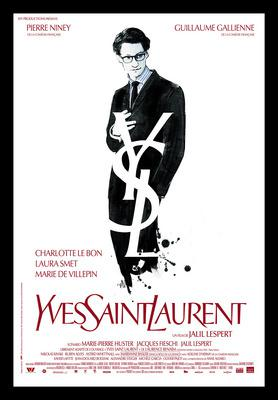 Yves Saint Laurent - Poster - Croatia
