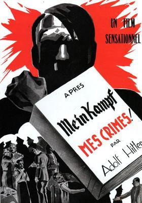 "Après ""Mein Kampf"", mes crimes !"