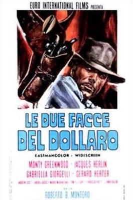 Poker d'as pour Django - Poster - Italie
