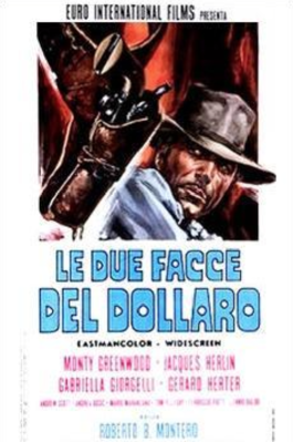 Two Faces of the Dollar - Poster - Italie