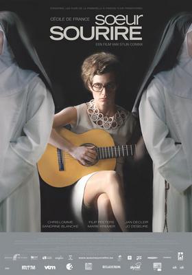 Soeur Sourire - Poster - Belgium