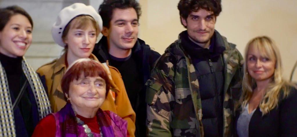 Agnès Varda and her friends: a short film tribute