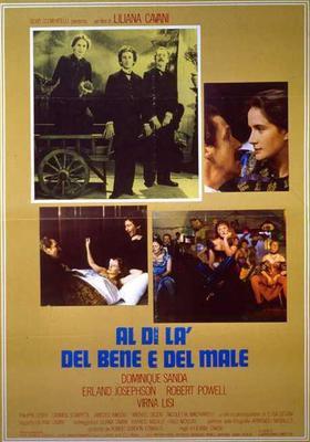 Más allá del bien y del mal  - Poster - Italy
