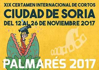Certamen Internacional de Cortos Ciudad de Soria - 2017