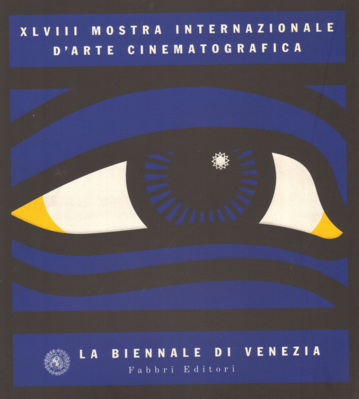 Mostra Internacional de Cine de Venecia - 1991