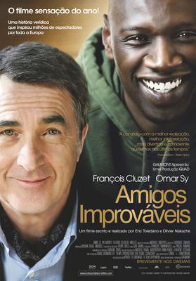 The Intouchables - Poster - Portugal