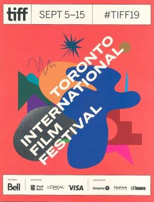TIFF (Toronto Festival Internacional de Cine) - 2019