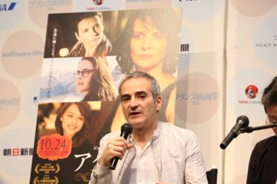Balance del Festival de Cine Francés de Japón - © Rumi Shirahata