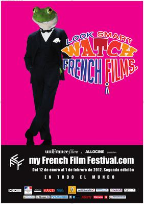 Bande annonce : MyFrenchFilmFestival (2012) - Poster MyFrenchFilmFestival 2012 - ES