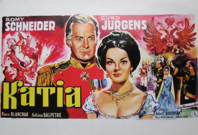 Katia - Poster Belgique