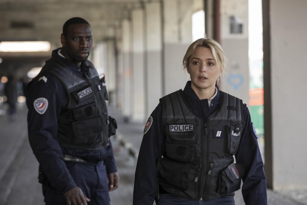 Police - © @F comme Film Ciné@ Thibault Grabherr