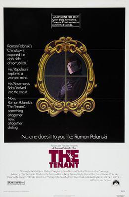 The Tenant - © Poster Etats-Unis