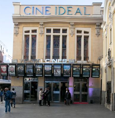 Highlights of the Tu Cita con el Cine Francés event in Madrid - Le Cine Ideal à Madrid