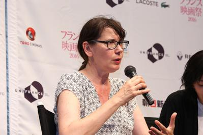 Recap of the 24th French Film Festival in Japan - Lucile Hadzihalilovic