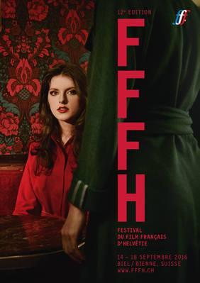 Douzième édition du Festival du Film Français d'Helvétie à Bienne