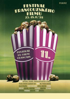Festival du film français en République Tchèque - 2008